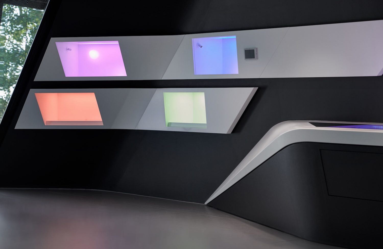 Pininfarina Architecture per Novem Interior World