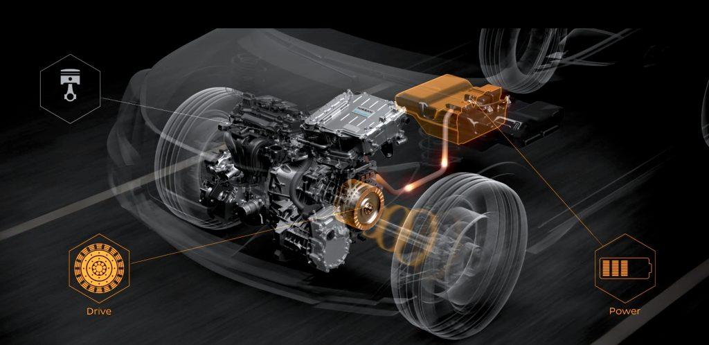 Nissan Qashqai e-Power
