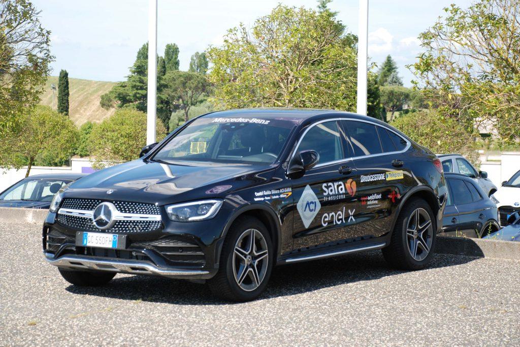 Mercedes-Benz e ACI-Sara