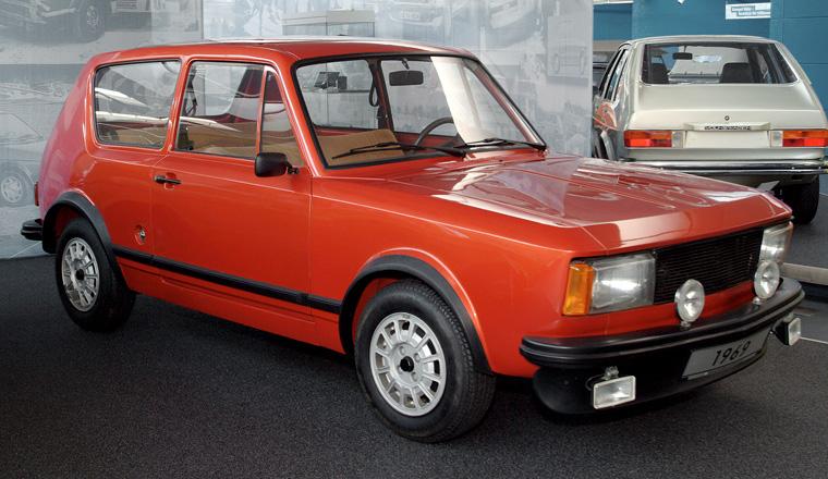VW Maggiolino