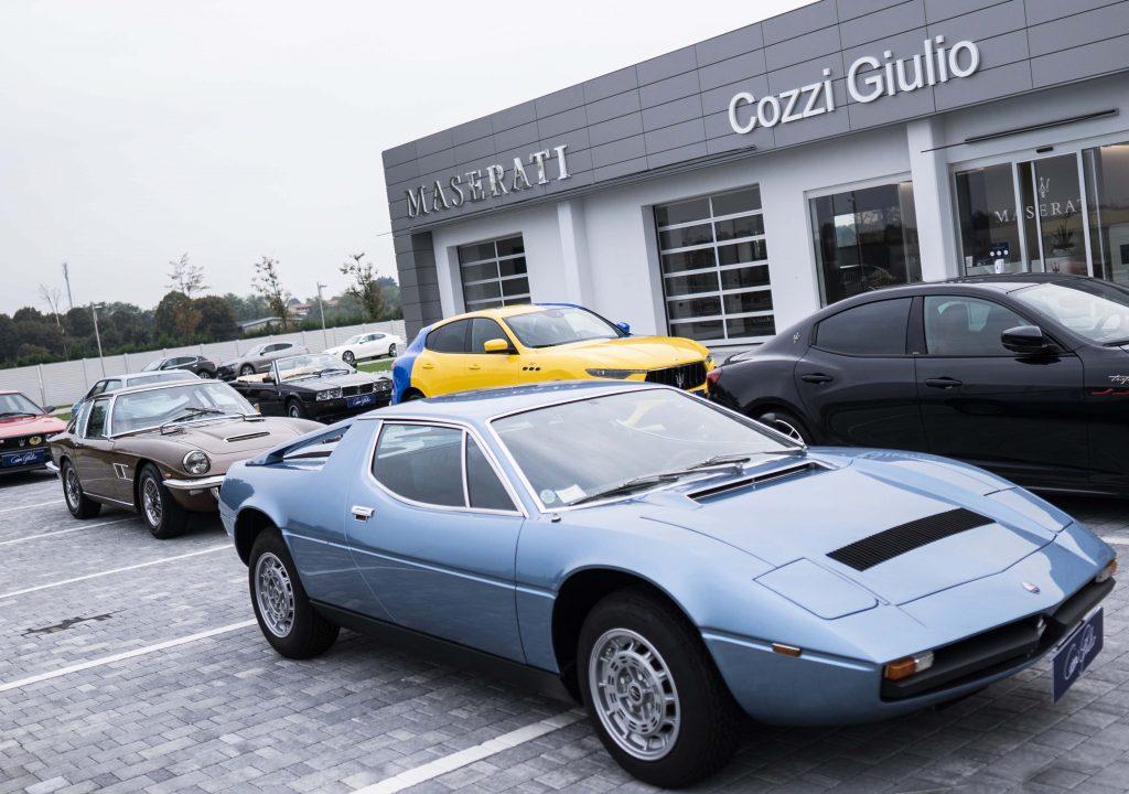 Cozzi Giulio-Maserati