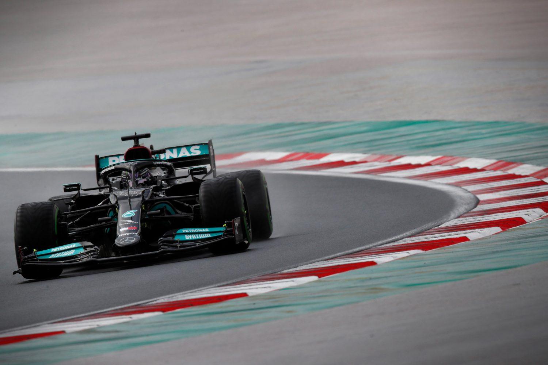 Lewis Hamilton GP Turchia 2021